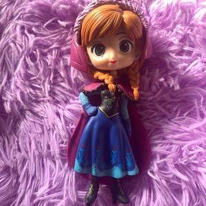 Disney Frozen Anna QPOSKET Figure